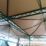 تركيب مظلات مدارس